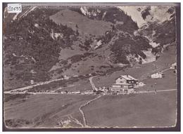 GRÖSSE 10x15cm - LIECHTENSTEIN - MALBUN - ALPEN HOTEL KURHAUS - B ( USURE AUX ANGLES ) - Liechtenstein
