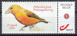 AB0123 - Attenhovense Postzegelkring 2014 - 1985-.. Birds (Buzin)