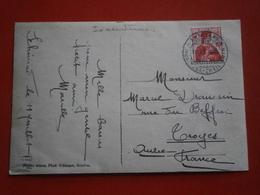 SUISSE SWISS SWITZERLAND CARTE CHATEAU OEX LETTRE ENVELOPPE AMBULANT CONVOYEUR TRAIN CACHET OBLITERATION DEUX SWEIS - 1882-1906 Armarios, Helvetia De Pie & UPU