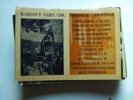 Tsjechië Ceskoslovensko Czech Rep. Karlsbad Karlovy Vary Thermae Carolinae - Tsjechië