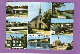 56 SAINT BARTHELEMY  SAINT RIVALAIN Multivues - France
