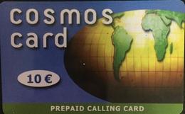Paco \ GRECIA \ Amimex \ GR-AMI-COS-0006E \ Cosmos Card 5€ \ Usata - Griekenland