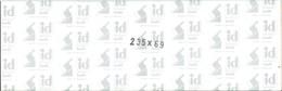 I.D. - Bandes 235x69 Fond Noir (double Soudure) - Bandes Cristal