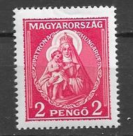 1932 MH Hungary - Nuevos