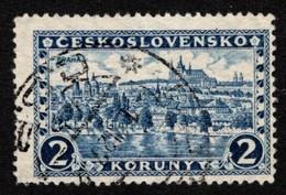 Czechoslovakia - Scott #119 Used - Czechoslovakia