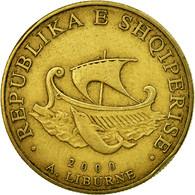 Monnaie, Albania, 20 Leke, 2000, TTB, Aluminum-Bronze, KM:78 - Albania