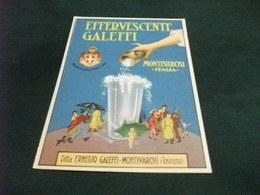 PUBBLICITARIA EFFERVESCENTE GALEFFI MONTEVARCHI ITALIA DITTA GALEFFI TOSCANA - Italia