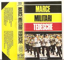 MARCE MILITARI TEDESCHE - Cassettes Audio