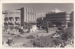 TEL AVIV 2nd NOVEMER SQ. PHALPHOT. CIRCA 1950s NON CIRCULEE. ISRAEL- BLEUP - Israël