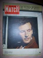 Paris Match N°393 Du 20/10/1956 Suez Milan école Townsend Dominguin Marylin - General Issues