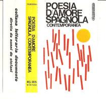 POESIA D'AMORE SPAGNOLA CONTEMPORANEA  Arnoldo Foa - Cassettes Audio
