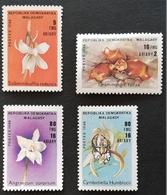 Madagascar 1989 Orchids LOT - Madagascar (1960-...)
