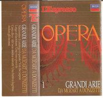 Grandi Arie 1: DA MOZART A DONIZETTI - Cassette