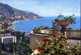Grimaldi Di Ventimiglia - La Frontiera Italo-francese Vista Da Mentone - Formato Grande Viaggiata – E 9 - Imperia