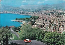 LUGANO. VEDUTA AEREA VUE AVION VIEW AERIAL. CIRCULEE 1968. ED FLAMMARIA. LIBAN LEBANON LIBANO- BLEUP - Libanon