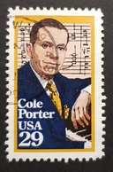 1991 Cole Porter,, United States Of America, USA, Use - Etats-Unis