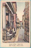 RAB ( Arbe ) ... Glavna Ulica ( Croatia ) * Not Travelled * Quarnero Istria Kroatien Croazia - Croatia