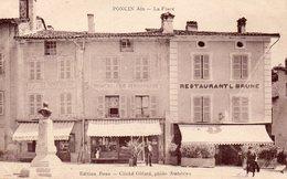 ¤ Poncin - La Place - France