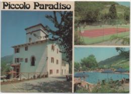 Sasso Marconi (Bologna): Camping Piccolo Paradiso. Non Viaggiata - Bologna