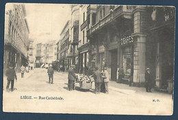 Liège - Rue Cathédrale - Luik