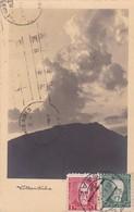CHECOSLOVAQUIA. WOLKENSTUDIE. VOLCAN. MAX M. WEIZ CIRCULEE 1931 2 COLOR STAMP- BLEUP - Postkaarten