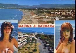 Marina Di Carrara - Donnina - Nudo Sex - Erotico - Formato Grande Viaggiata – E 9 - Carrara