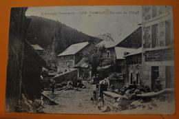 Pauniat - Un Coin Du Village - France