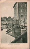 ! Alte Ansichtskarte Aus Osnabrück, Pernickelmühle, 1922 - Osnabrück