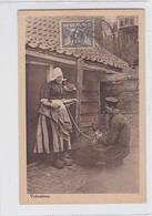 VOLENDAM. V.P.A. OBLITERE CIRCA 1920 AVEC TIMBRE. NON CIRCULEE NETHERLAND- BLEUP - Postkaarten