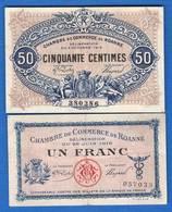Roanne  2  Billets - Chamber Of Commerce