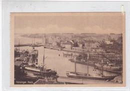 HELSINGOR HAVN. I.M. HELSINGOR. PORT. 1920. NON CIRCULEE DENMARK- BLEUP - Denemarken