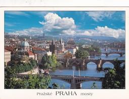 PRAGUE PRAHA. MP TRADING. CIRCULEE 2009 A URUGUAY, TIMBRE AVEC BORD DU PLAQUE. CZECH REPUBLIC- BLEUP - Tsjechië
