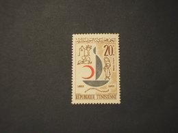TUNISIA - 1963 CROCE ROSSA  NUOVI(++) - Tunisia (1956-...)