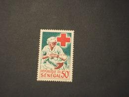 SENEGAL - 1967  CROCE ROSSA - NUOVI(++) - Senegal (1960-...)
