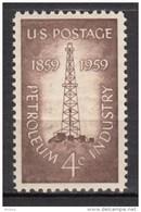 USA, MNH, Pétrole, Oil, Petroleum - Pétrole