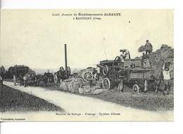 60 RANTIGNY REPRODUCTION CPA Etablts ALBARET -matériel De Battage, Pressage // Non Circulée NEUVE - Rantigny