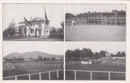 DEUTSCHER SPORT-VEREIN. SANTIAGO DE CHILE. MULTI VIEW VUE VISTA. CIRCA 1920. NON CIRCULEE. CHILE-RARE-TBE- BLEUP - Chili
