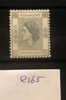 E165 Hong Kong Collection - Ongebruikt