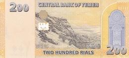 YEMEN ARAB P. NEW  200 R 2018 UNC - Jemen