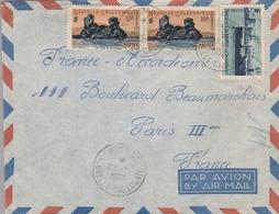 LSC 1953 - Cachets KOUMAC Sur YT 271 & YT 274 (x2) - Neukaledonien