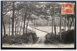 CPA 29 Le CONQUET - Le Bois De Kerjean - ELD 1571 - Réf. G 39 - Le Conquet