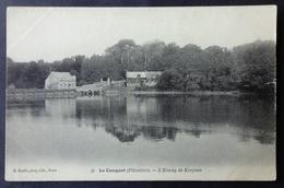 CPA 29 LE CONQUET - L'Etang De Kerjean - Ed. Boellé- Réf. B 116 - Le Conquet