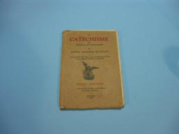 Cathechisme - 1952, Vendu Par Dupuis Et Frères Montreal Quebec - Religion & Esotérisme