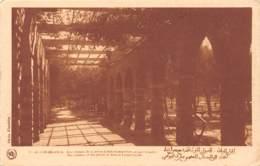CASABLANCA - Les Colonnes De La Prison D'anfa Transportées Au Parc Lyautey - Casablanca