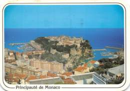 CPM - MONACO - Le Rocher.  Vue Générale - Multi-vues, Vues Panoramiques