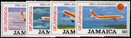 Jamaica 1994 Air Jamaica Unmounted Mint. - Jamaica (1962-...)