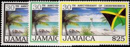 Jamaica 1992 Anniversary Of Independence Unmounted Mint. - Jamaica (1962-...)