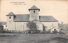 LAGRAULIERE - Eglise - Très Bon état - France