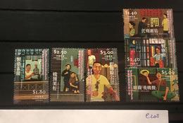 E208 Hong Kong Collection - Ongebruikt