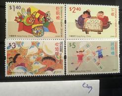 E209 Hong Kong Collection - Ongebruikt